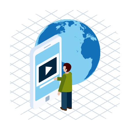 servicios de marketing digital video